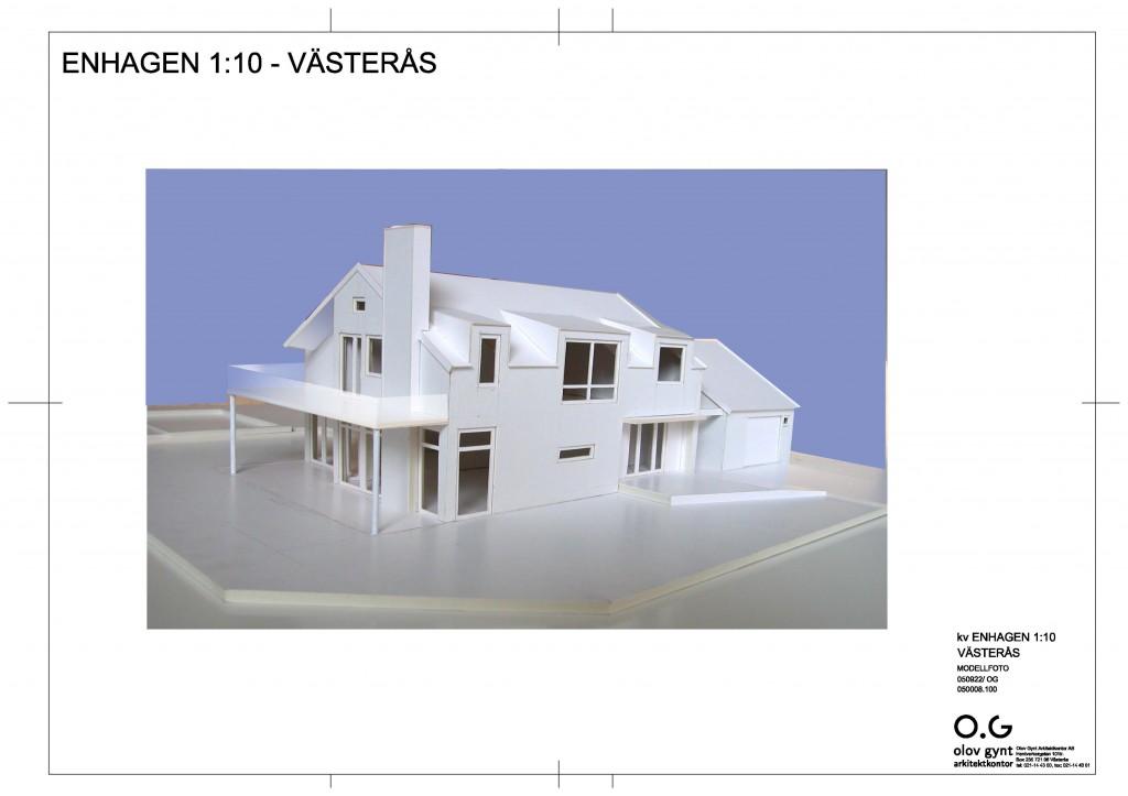 2004-Villa Enhagen, Västerås