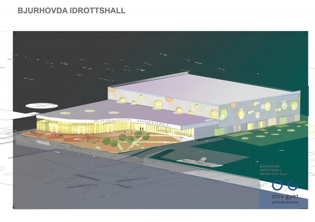 2008-Bjurhovda Centrum Västerås