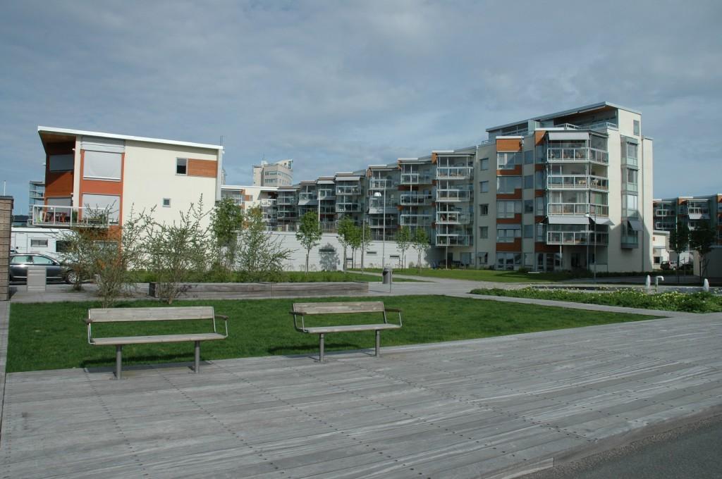 60-2003-2007, Ostra Hamnen Västerås