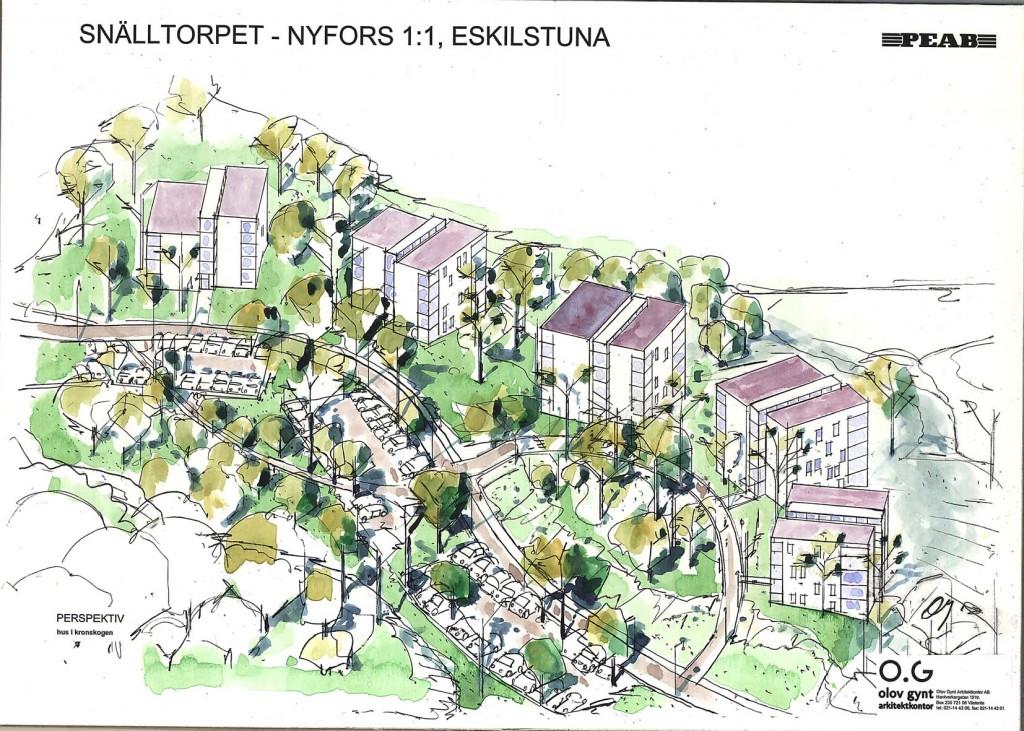 2002-2003, Snälltorpet, Eskilstuna