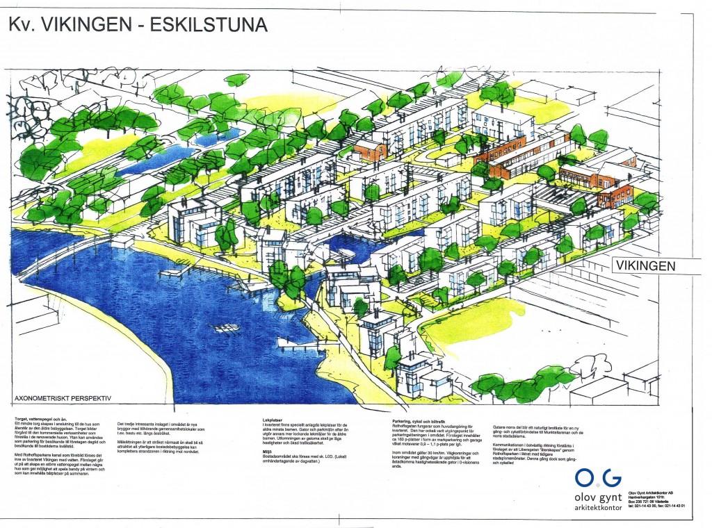 2000---, kv Vikingen, Eskilstuna