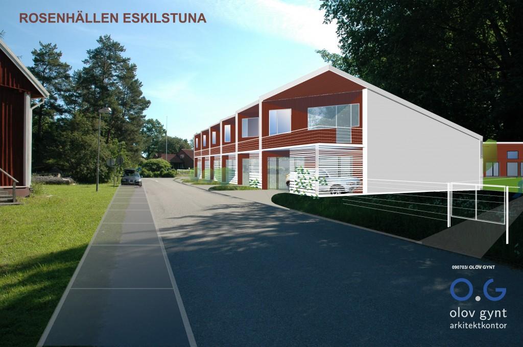2010-Rosenhällen, Eskilstuna