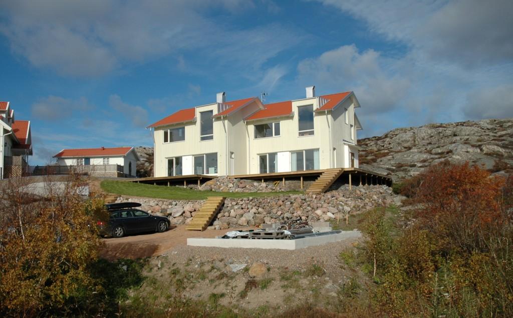 2007-2011, Solklinten-Skaftö Berg, Stockevik