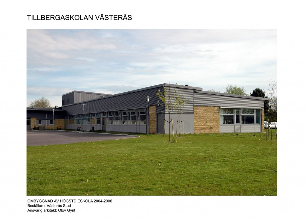2005-Tillbergaskolan, Västerås