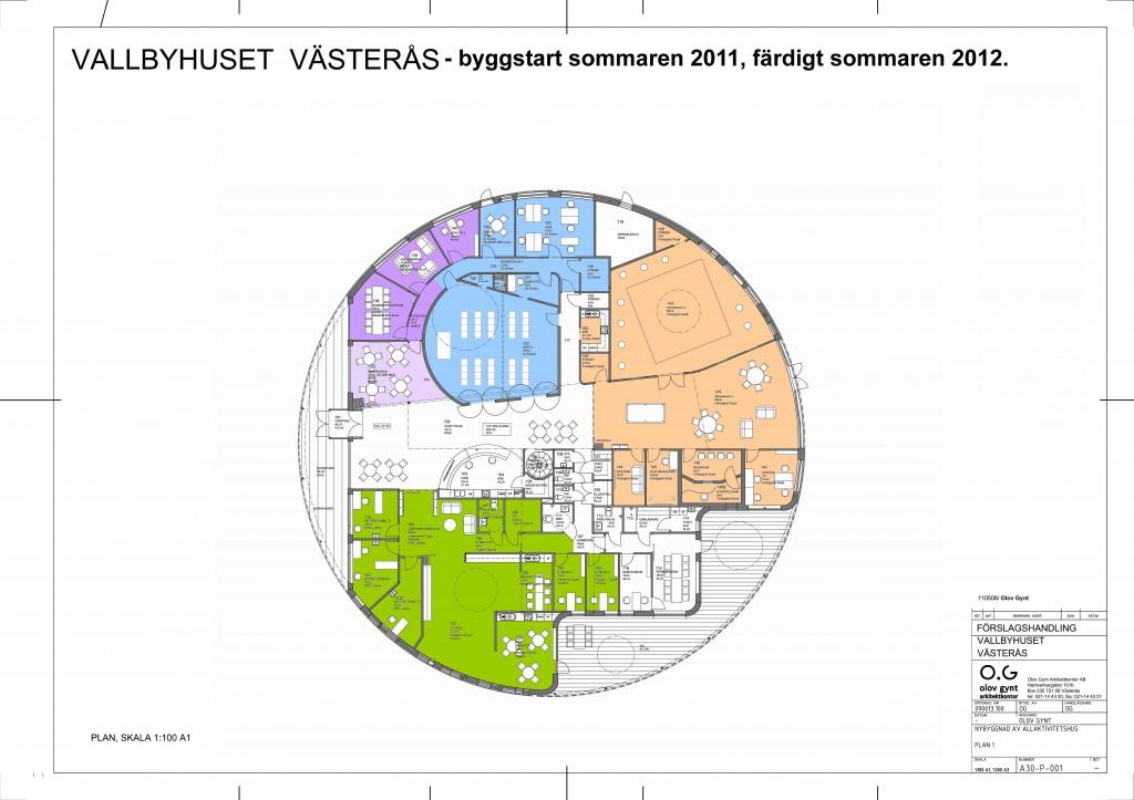 2011-Vallbyhuset, Västerås