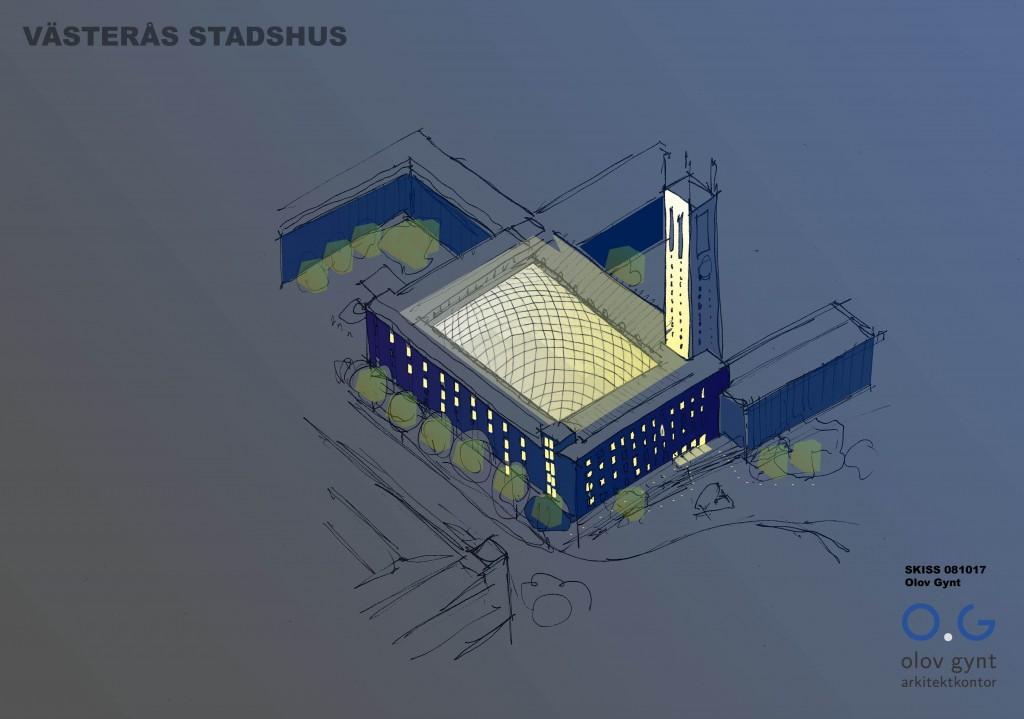 2010-Västerås Stadshus