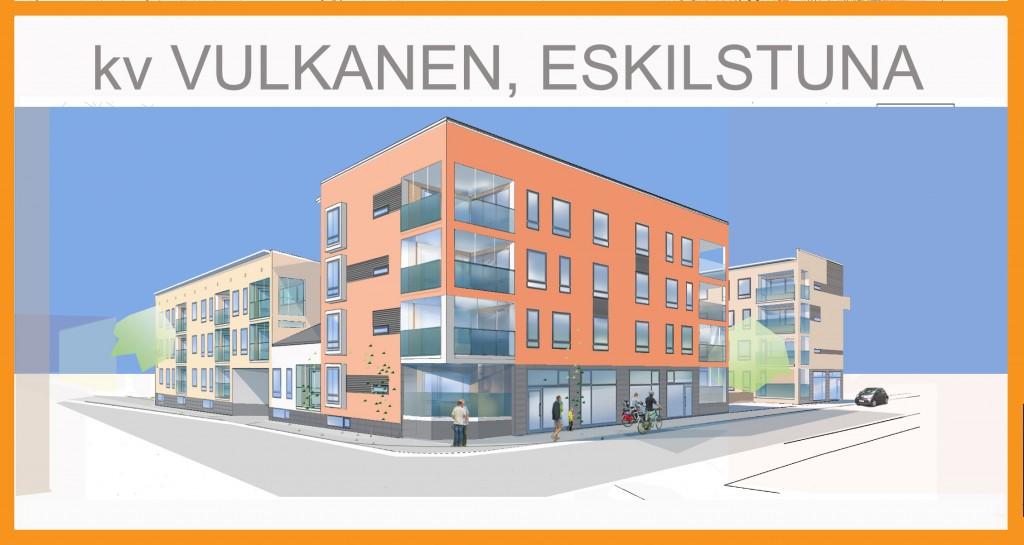 2001-2011, Fristaden, kv Vulkanen, Eskilstuna